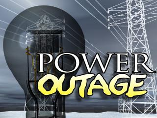Update 8:15 - Overnight Storm Leaves Thousands Without Power