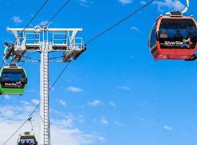 Gondola Gives Resort New Lift
