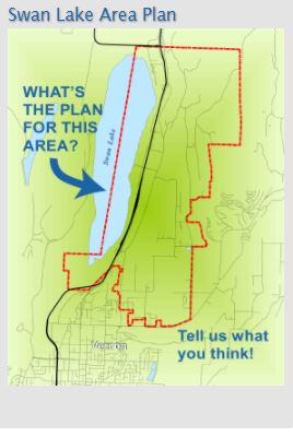 Community Sewer Gets Favourable Response at Swan Lake Meeting
