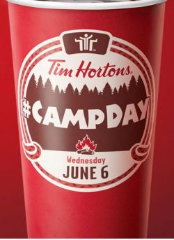Tim's Camp Day Gets Good Turnout