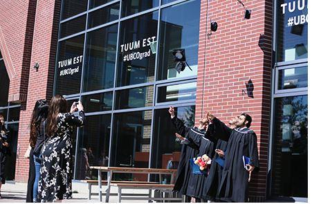 UBC Okanagan Prepares For Grads