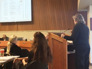 Council Leaves City Hall for Special Meeting