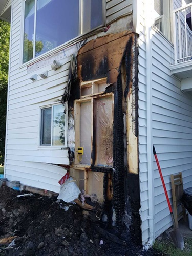 House Fire Under Investigation