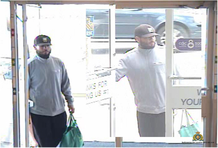 Search For Bank Robbery Suspect