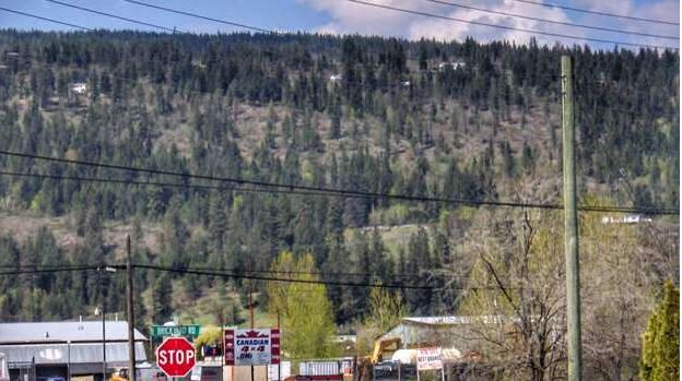 Enderby Checks In On Wildfire Protection