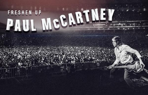 Paul McCartney & Concert Festivals!