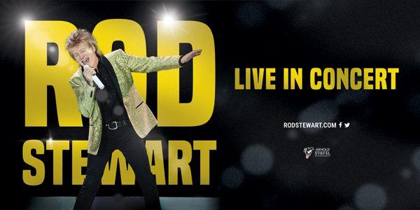 Sir Rod Stewart's Kelowna Concert!