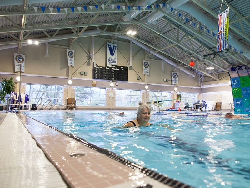 Aquatic Centre Water Leak Sets Off Alarm