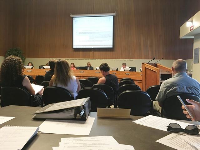 Task Force Report Creates Marathon Debate