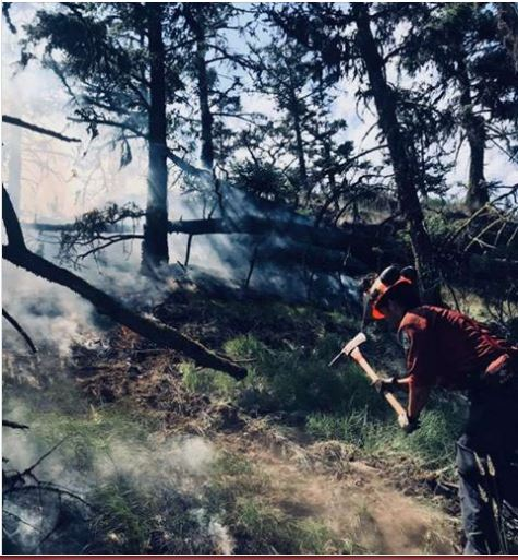 Update: Alerts Lifted, Okanagan Wildfire Update
