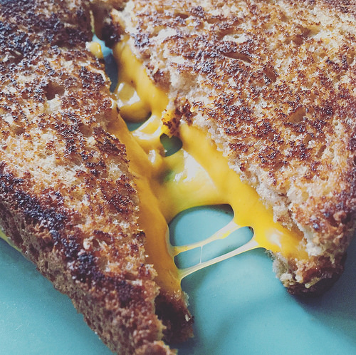 The Great Grilled Cheese Debate