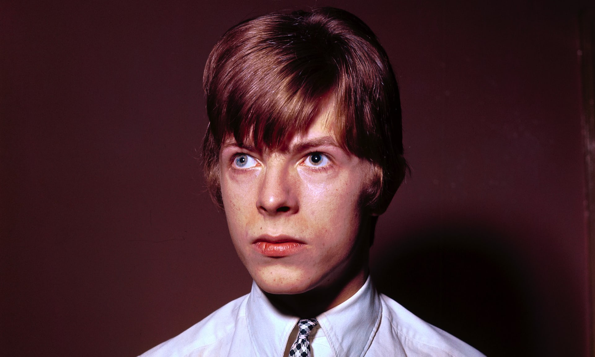 Long lost first demo of 16-year old David Bowie discovered