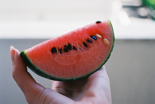 You've Never Seen Watermelon Like This Before