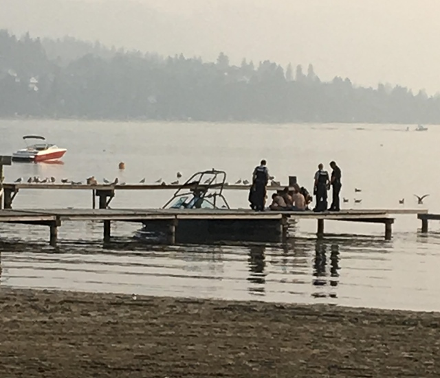 Child Dies in Boating Incident