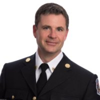 Vernon's Fire Chief Officially Given Title