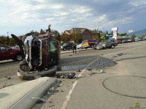 Two Vernon Women Injured in Crash