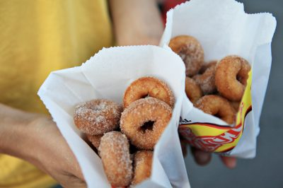 Mini Donut Rolls Out 50 Years of Deliciousness