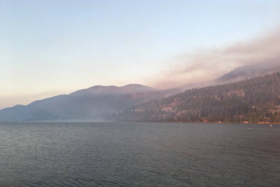 May Get Some 'Breathing Room' from Smoky Skies Monday