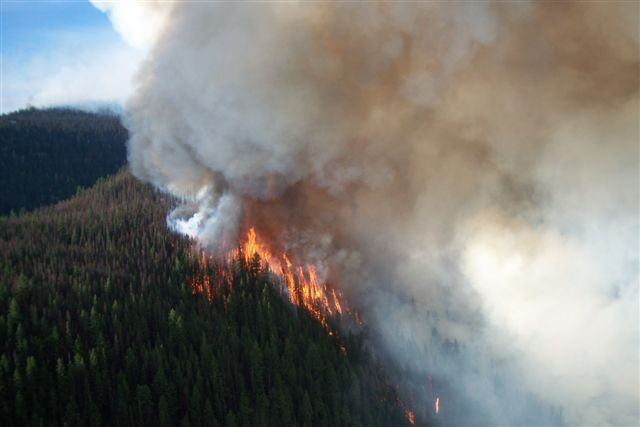 State Of Emergency Declared Over Wildfires