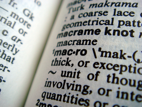 More Than 800 New Words Added to The Dictionary