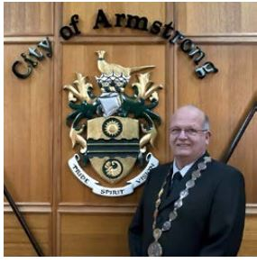 Armstrong Mayor Seeks 4th Term