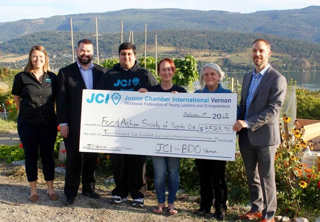 Event Feeds Funds To Food Society
