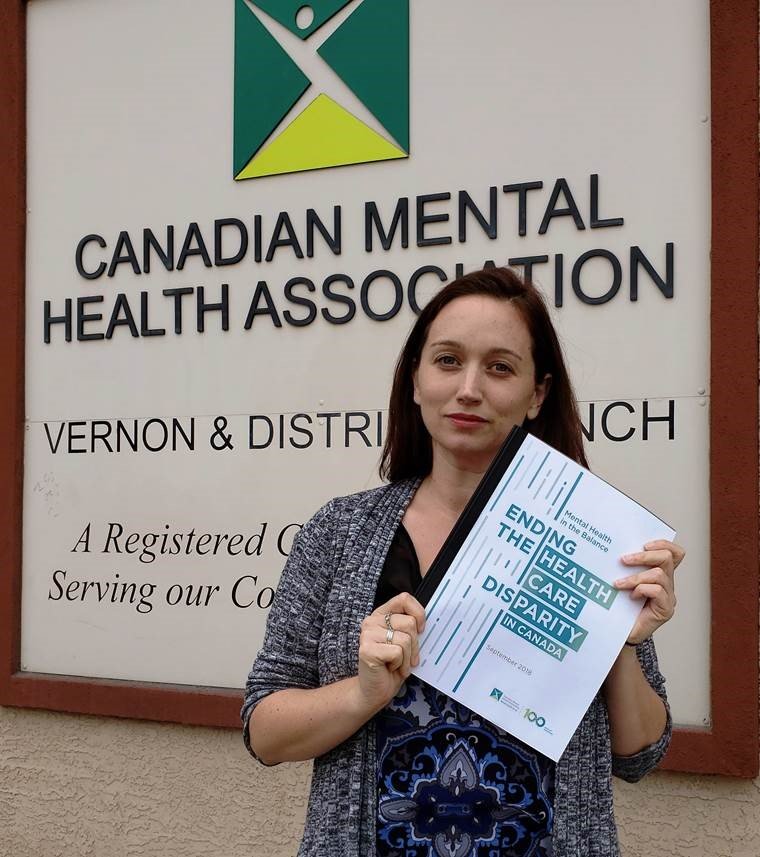 Update: CMHA Wants Health Care Equity For Mental Health