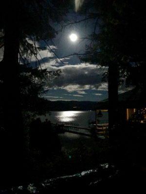 Full Moon Photos & Crime!