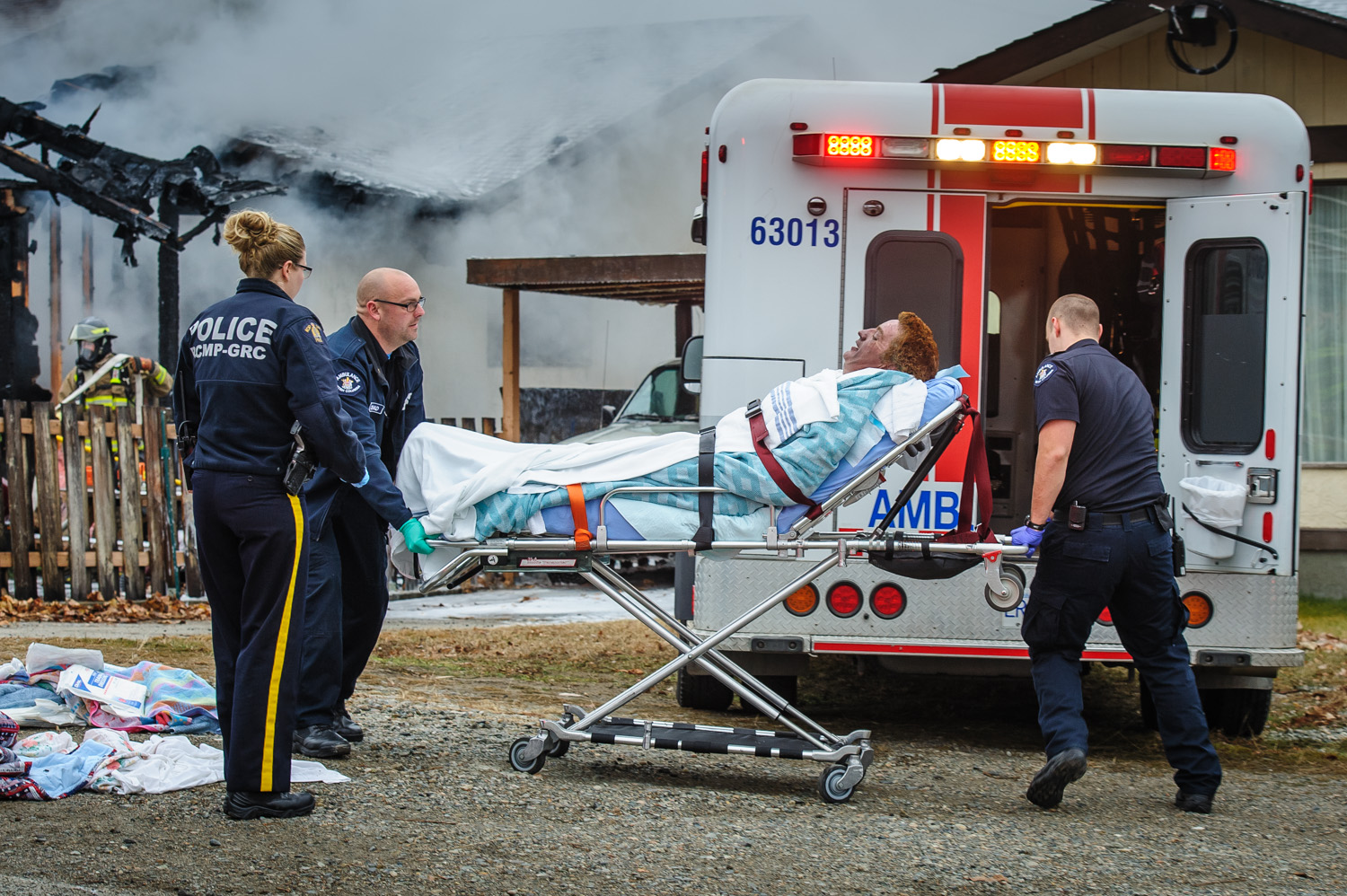 More Paramedics For Okanagan, Kamloops