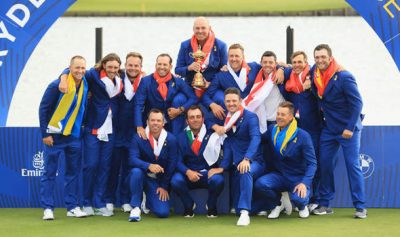 Ryder Cup Back in Europe: Emotionally Draining for Phil
