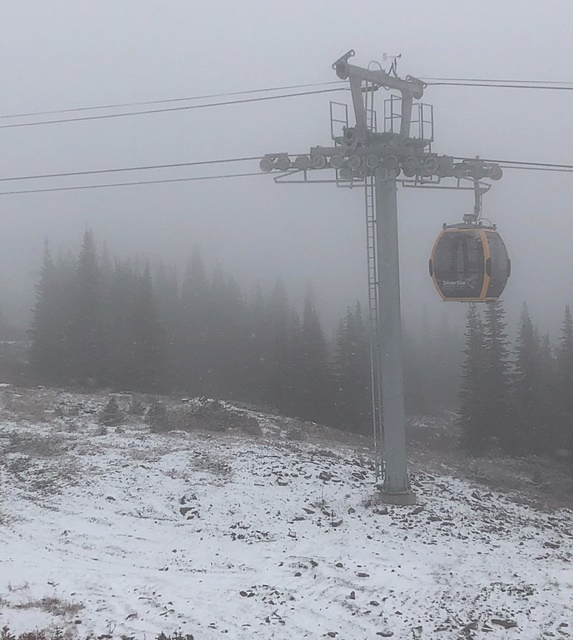'Intense Snow' At Resort