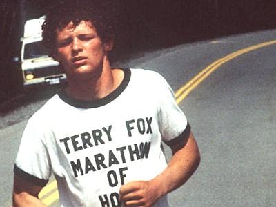 Terry Fox Run Update