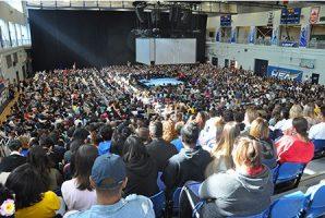 Close to 10,000 Students at UBCO
