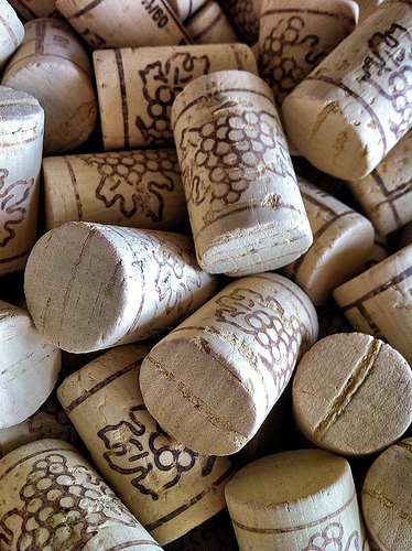 What to do With a Bag of Corks?