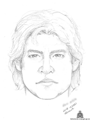 Sketch of Assault Suspect Released
