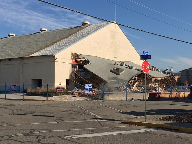Civic Demolition On Target