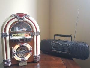 Music & CD Players!