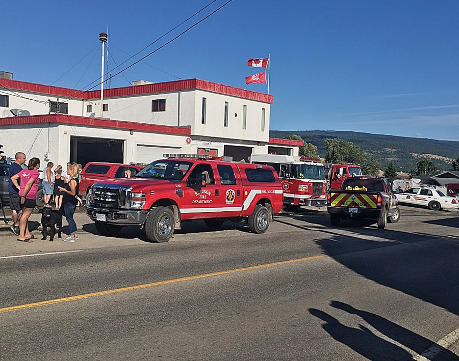 Firehall Referendum For Lake Country
