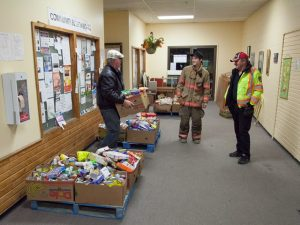 Lumby Food Drive Oct. 3