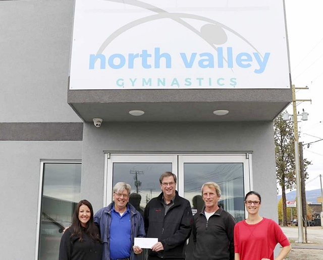 Group Grateful For Government Grant