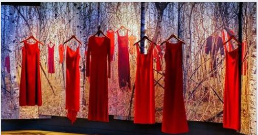 Red Dress Walk For The Missing And Murdered