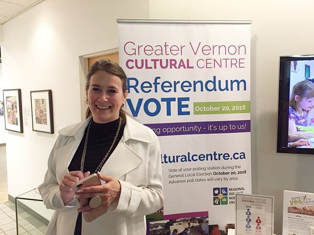 Voters Say 'Yes' to Arts & Culture Centre