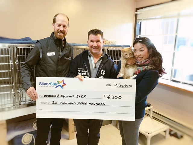 Resort Supports Animal Shelters