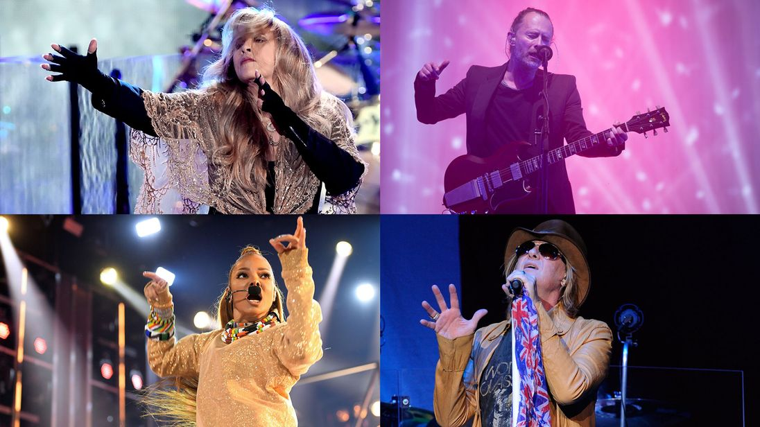 The 2019 Rock N' Roll Hall of Fame Nominees.  Here's the list!..