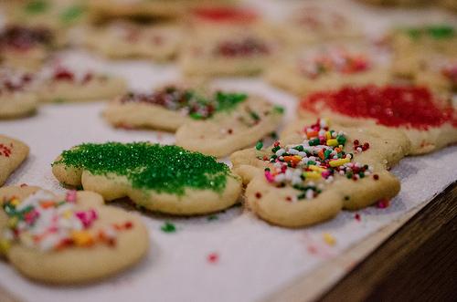 Feeling Sad? Bake Some Cookies!