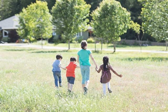 Child Centre Gets Government Grant