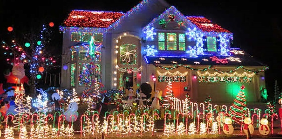 Grinch To Griswold: Holiday Displays On Rise