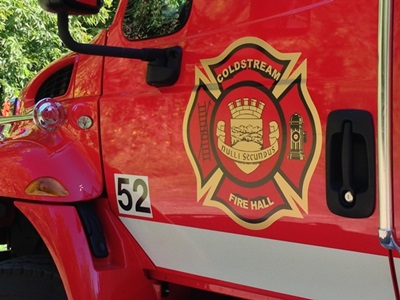 Calls Pour In About Smoke in Coldstream