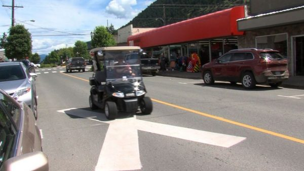 Ministry Approval Sought For Golf Carts