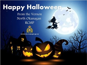 Routine Halloween For RCMP